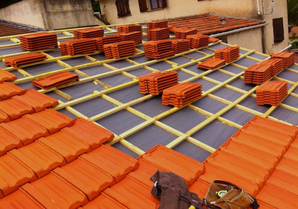 fuite toiture var - artisan inglese toiture