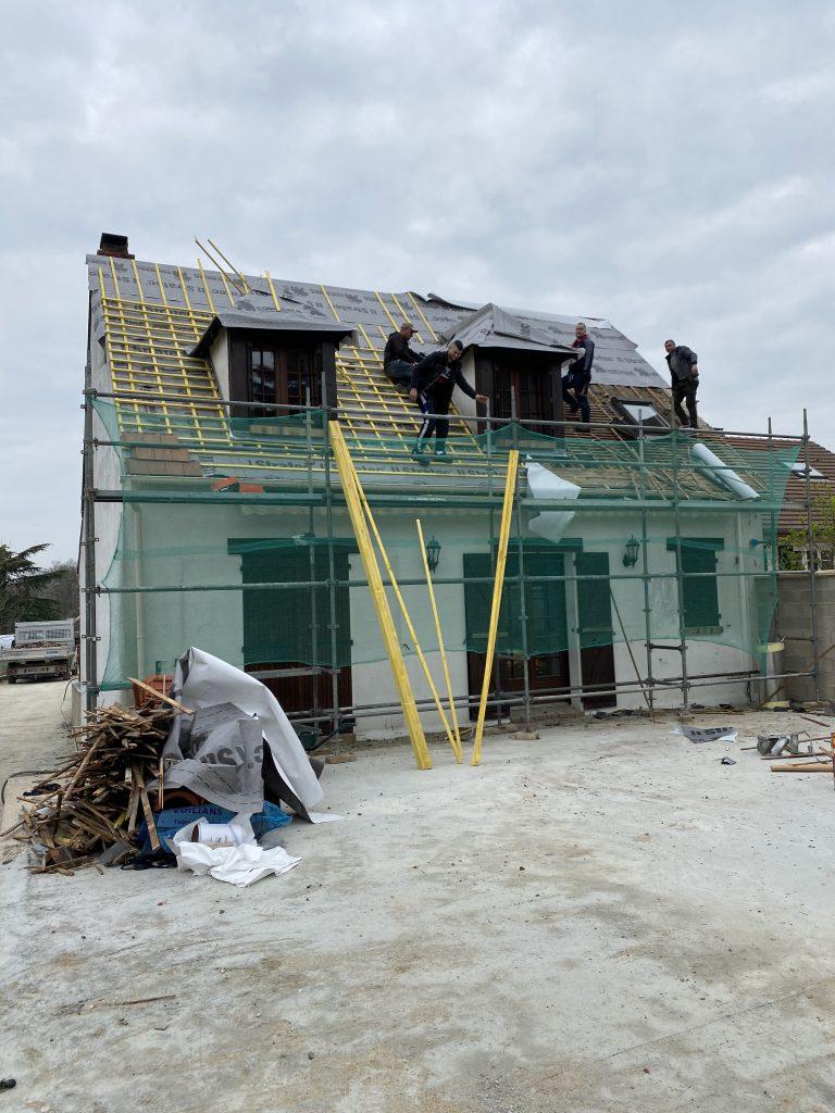 toiture maison neuve toulon
