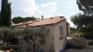 refection toit var - artisan couvreur var inglese david